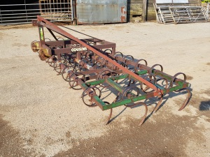 Cousins Spring Tine Cultivator