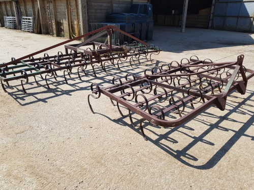 Spring Tine Cultivators Main Picture