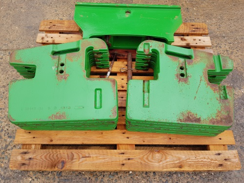 John Deere Front Weights Main Picture